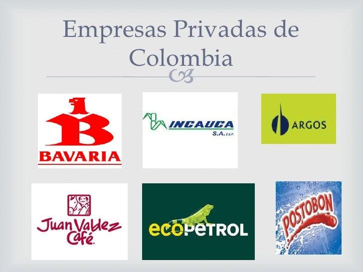 Publico y privado for Empresas de jardineria bogota
