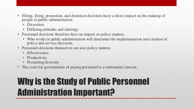 Public Administration/Public Affairs