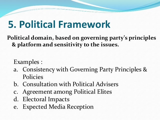 Political Platform Examples Choice Image Example Cover Letter For