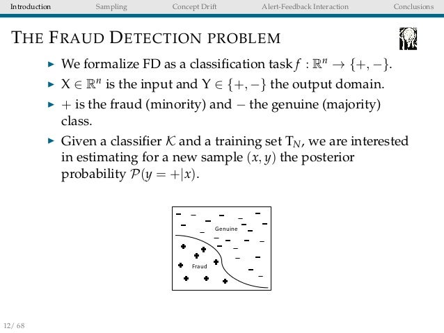 machine learning fraud detection