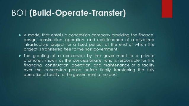 (PDF) Perjanjian BUILD, OPERATE and TRANSFER (BOT ...