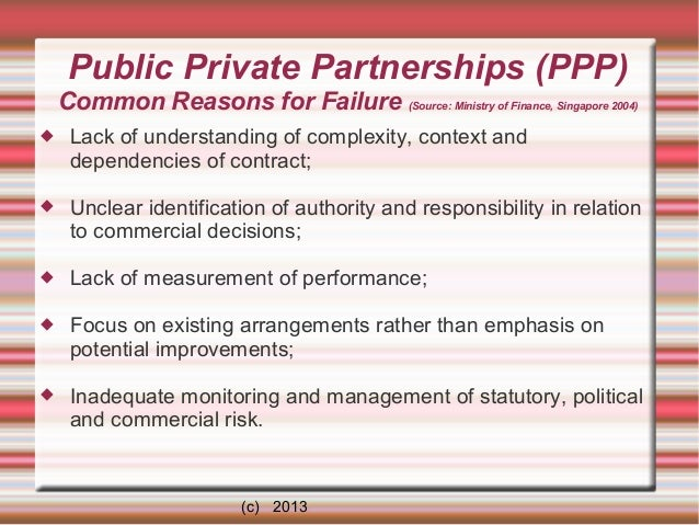 Public-Private Partnerships Are Popular, But Are They Practical?