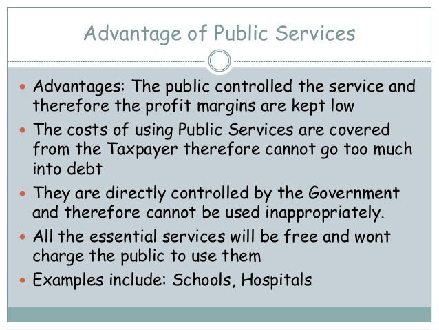 Advantages and Disadvantages of Public Private Partnership