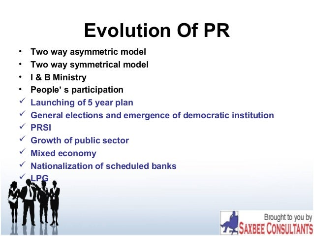 evolution of public relation in nigeria Based on this potency of public relations, the nigerian institute of public  evolve  ways aimed at the development of the profession in nigeria.