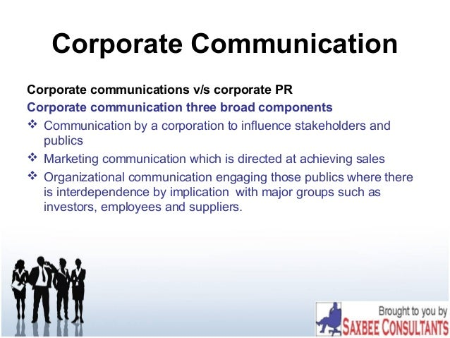 corporate communications çeviri