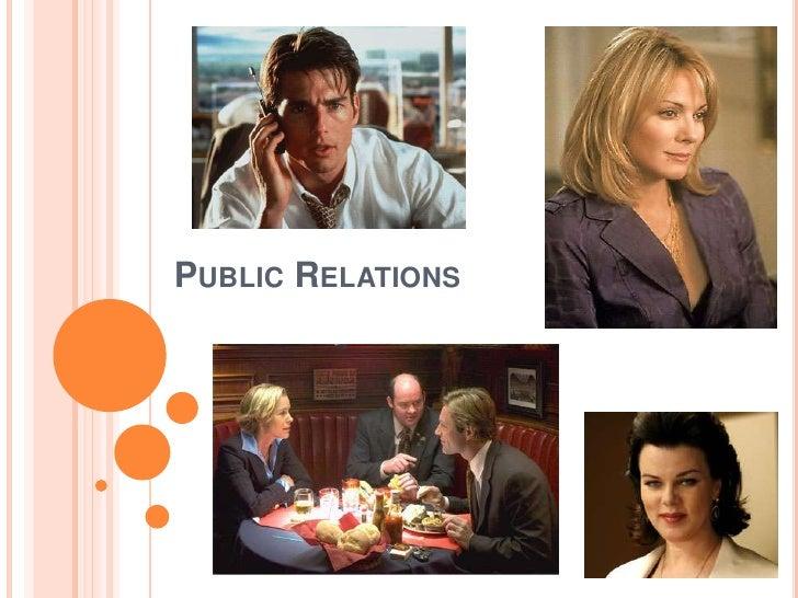 Public Relations<br />