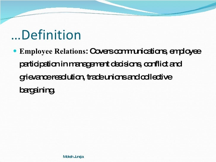 employee involvement participation pr Details about pay for performance  employees more readily agree to develop job  levels of performance through the involvement and participation of.
