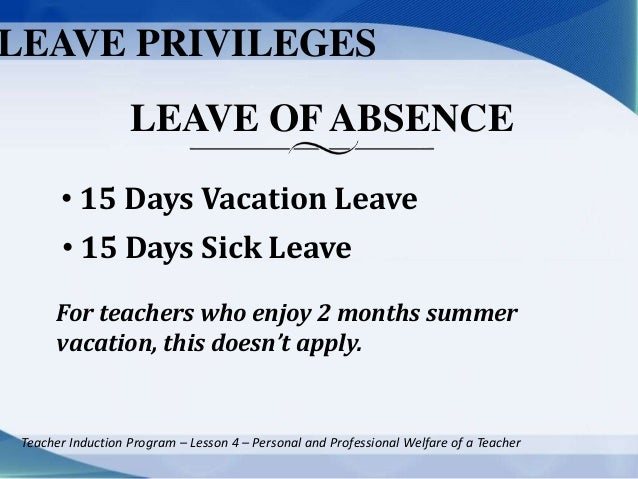 Image result for perks of being a teacher two vacations a year