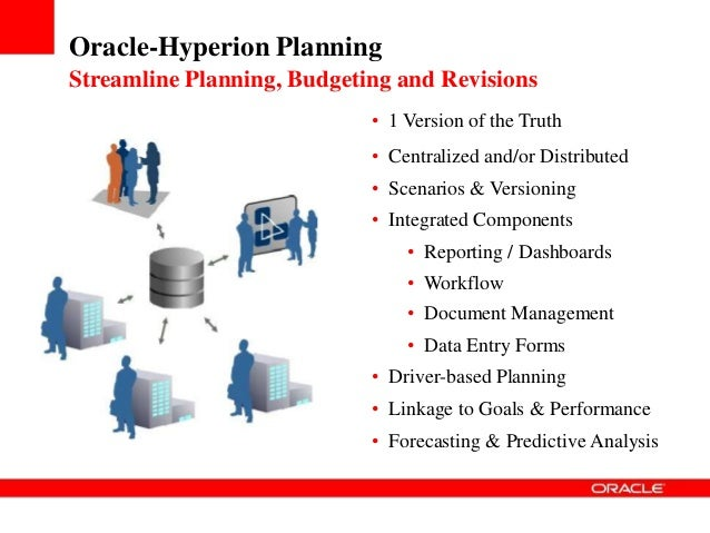 Oracle Hyperion And Planning Public Sector Budgeting