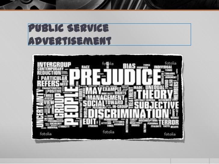Public ServiceAdvertisement