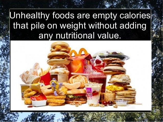 Public Service Announcement On Obesity