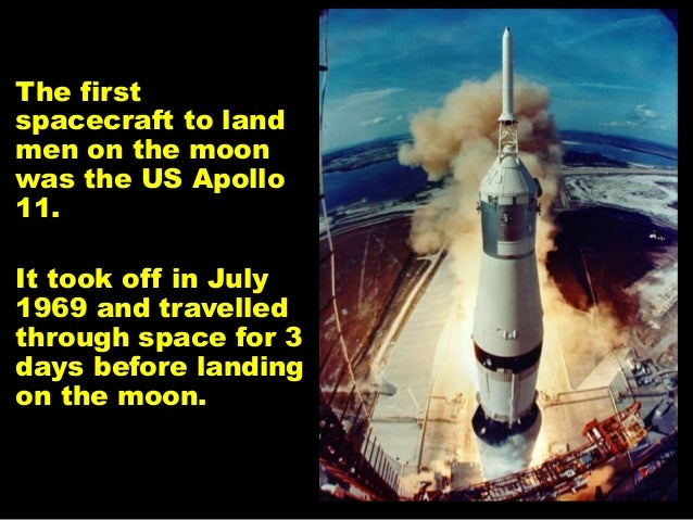first landing on the moon essay - the dark side of the moon landing the final frontier in 1969, the united states successfully sent the first manned mission to the moon it was a long time coming, a product of the cold war's space race.