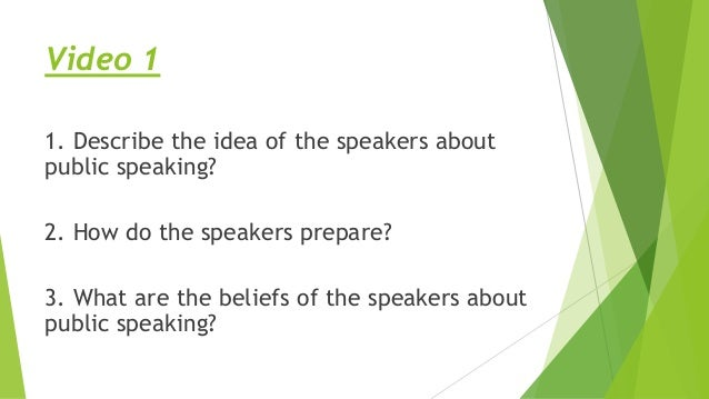 public speaking critical thinking For that reason, public speaking has been included as a part of education to develop the skills of critical thinking among students furthermore, public speaking can be used to influence the world and can change people's thought.
