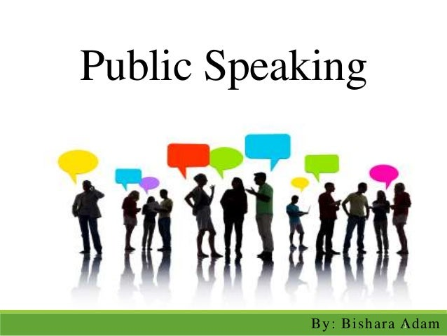 Essay public speaking fear