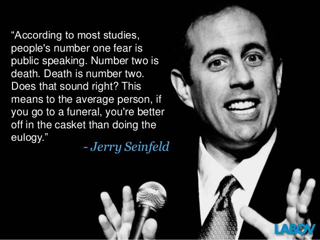 Tips for speaking at a funeral