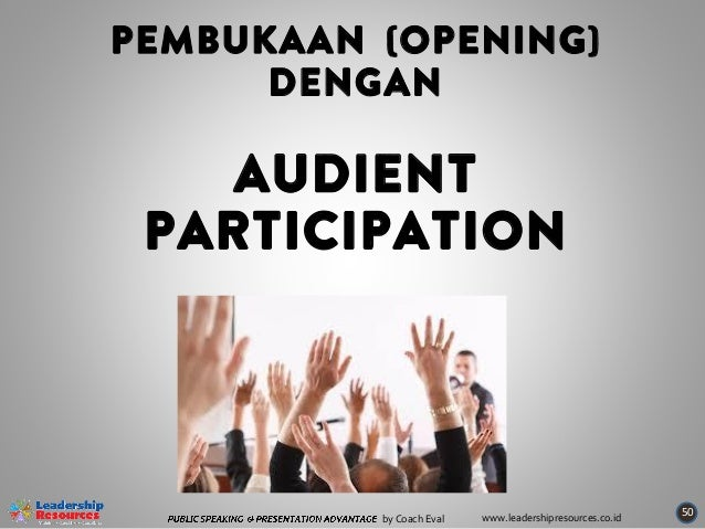advantages of public speaking pdf