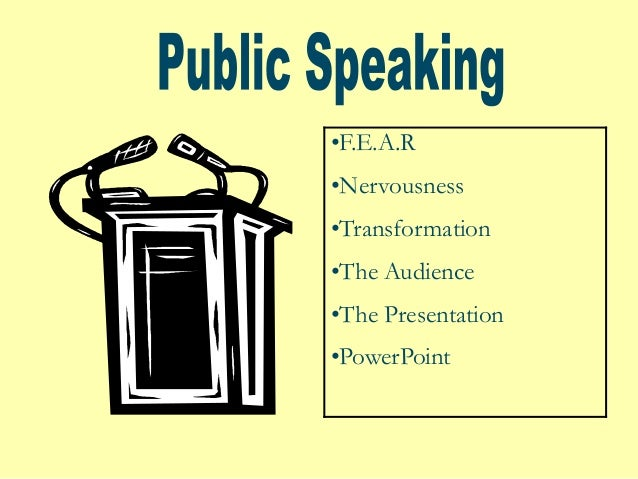 Public Speaking: How To Speak In Public Without Getting ...
