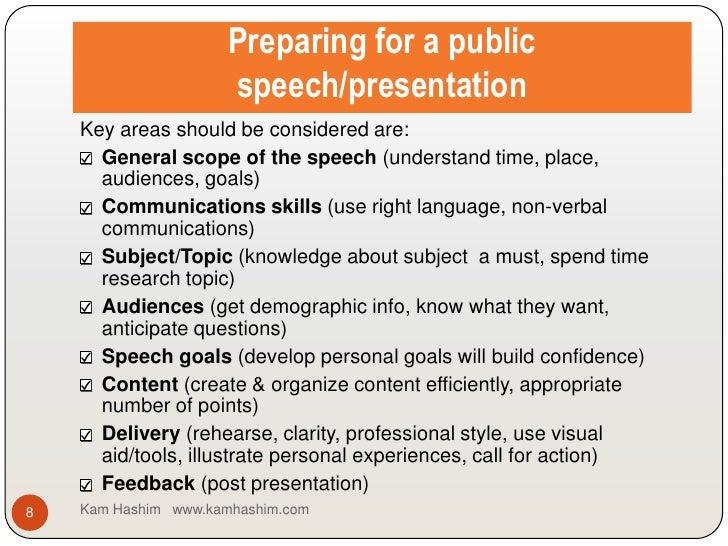 Effective public speaking preparation is key 8 m4hsunfo