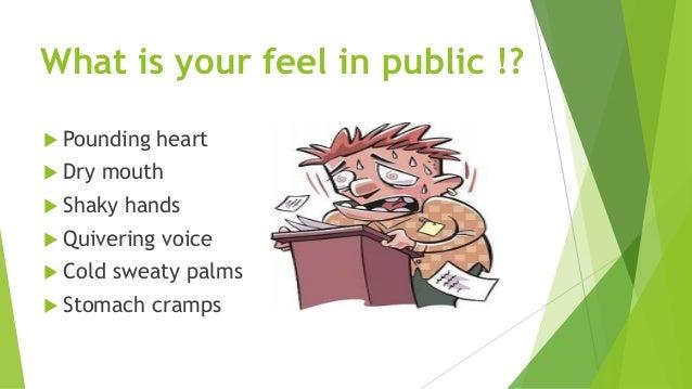 Successful Public Speaking Skills