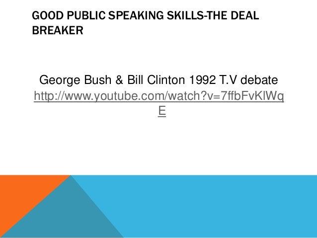 Good celebrity public speakers