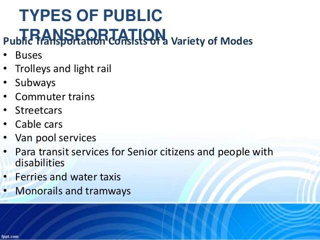 Public Transportation Acrchitecture Buitems Adnan Presntation