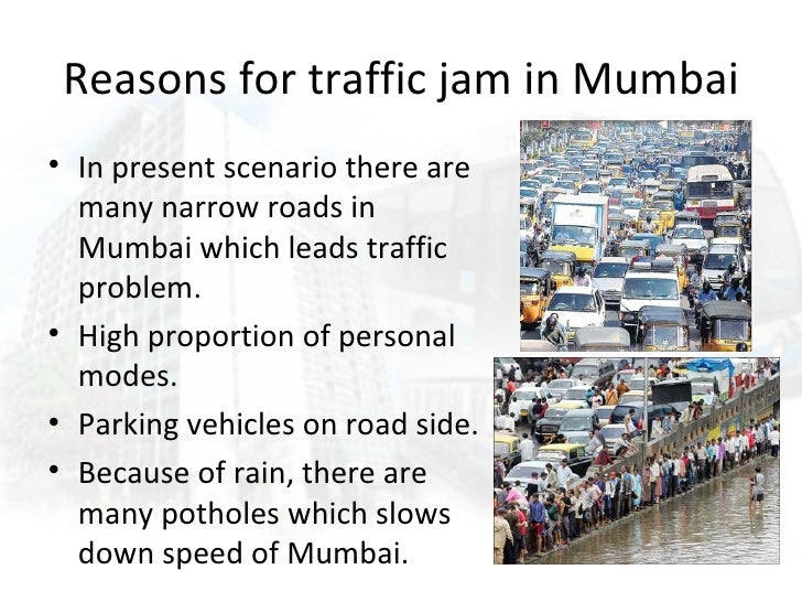 public transport problems in mumbai 12 reasons for traffic jam