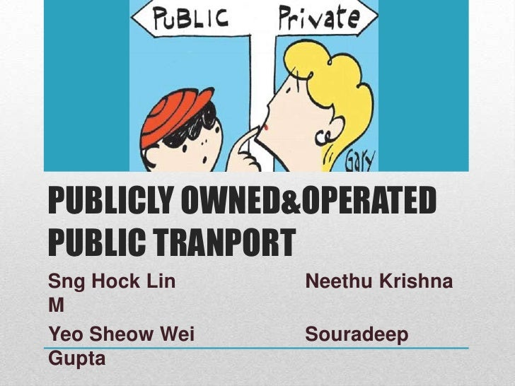 Public Transport vs Private Transport: What's the Best Way to Get Around?