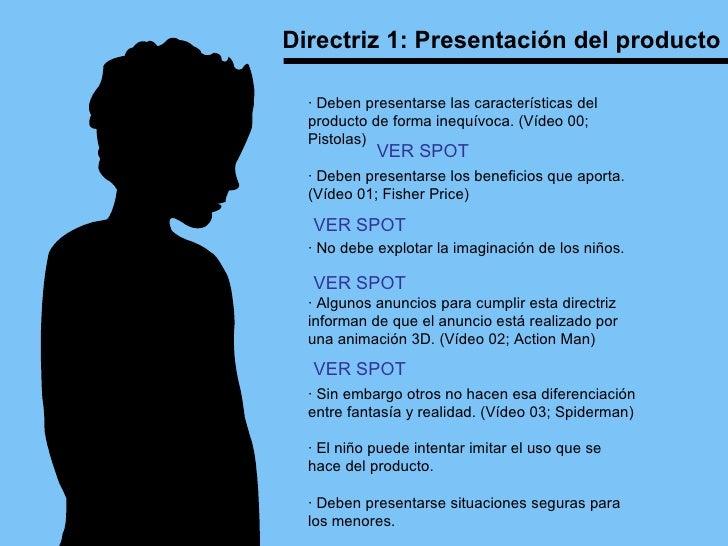 Menor Publicidad Y Juguetes El La De HIED29