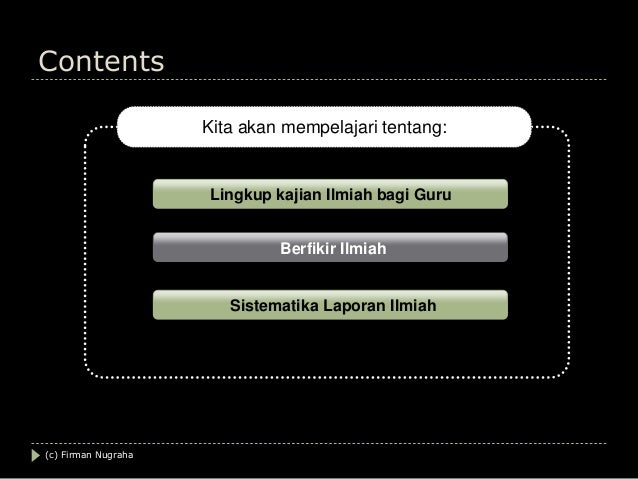 Publikasi ilmiah  Slide 3