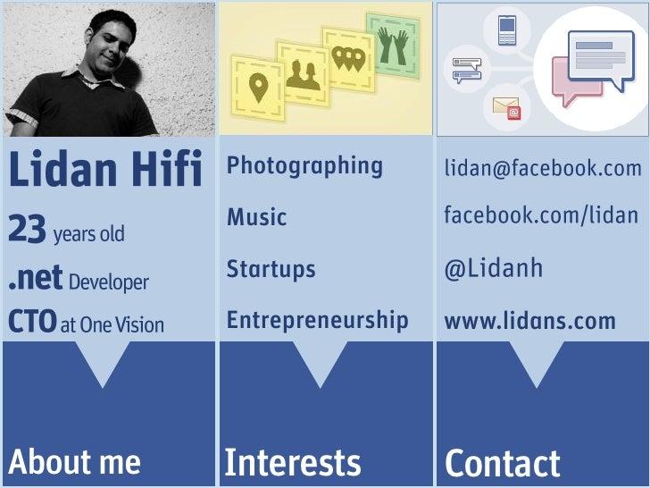 Facebook Platform for Developers Slide 2