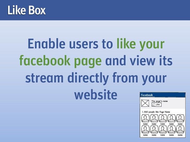 """Like BoxIFrame<iframesrc=""""http://www.facebook.com/plugins/likebox.php?href=http%3A%2F%2Fwww.facebook.com%2Fplatform&amp;wi..."""