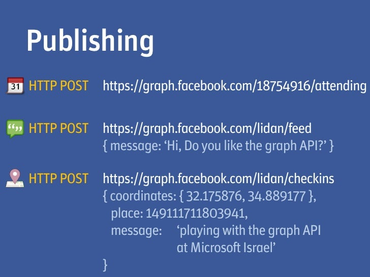 How facebook app works                      5 Response                     For application   6 HTML                       ...