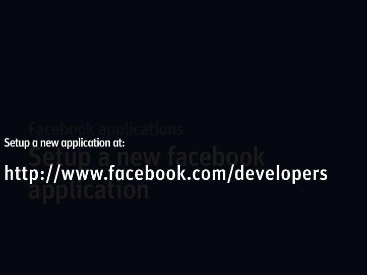 facebook Official SDKs             FBJS