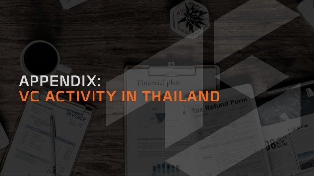 APPENDIX: VC ACTIVITY IN THAILAND