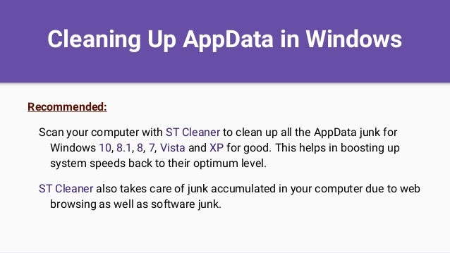 appdata cleaner