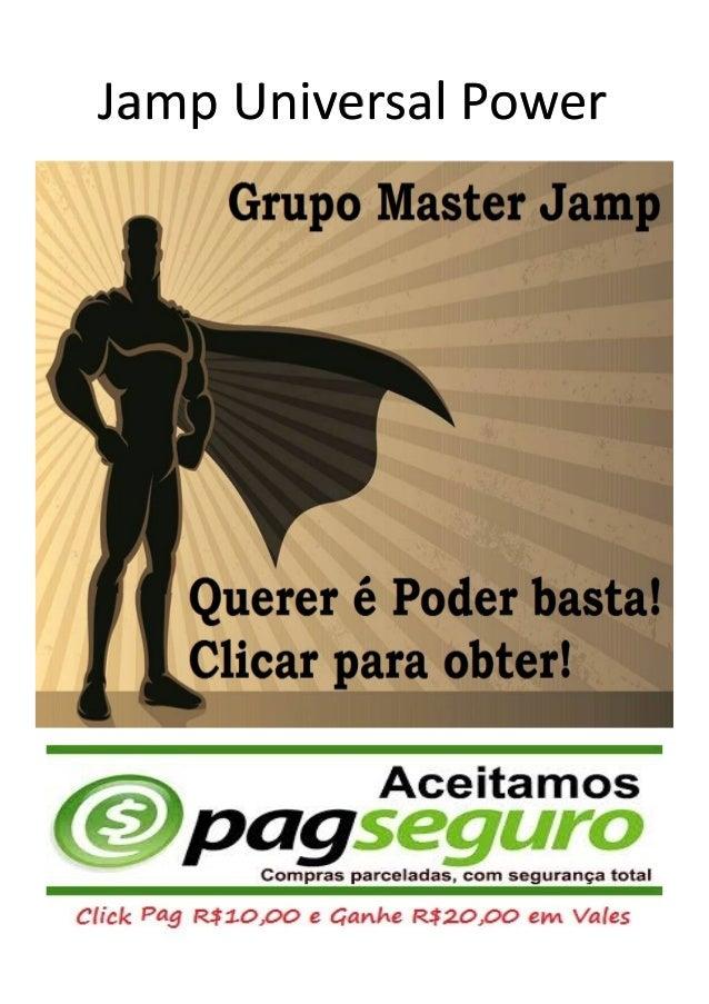 Jamp Universal PowerJamp Power