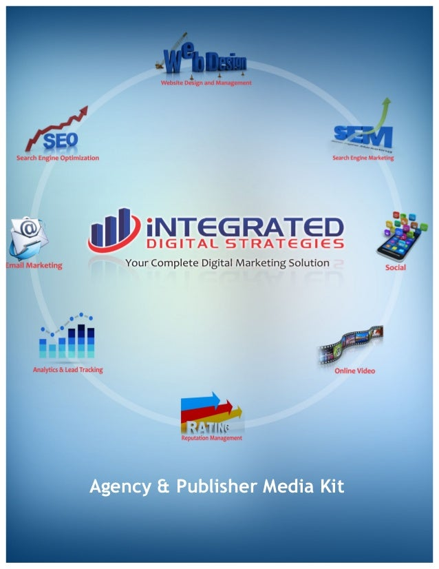 Agency & Publisher Media Kit