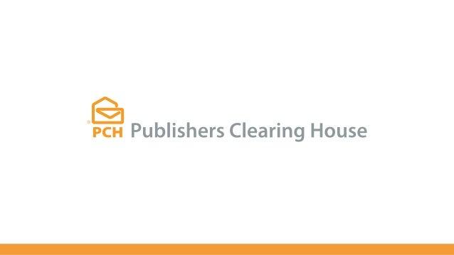 Publishers Clearing House Sponsored Coffee Break