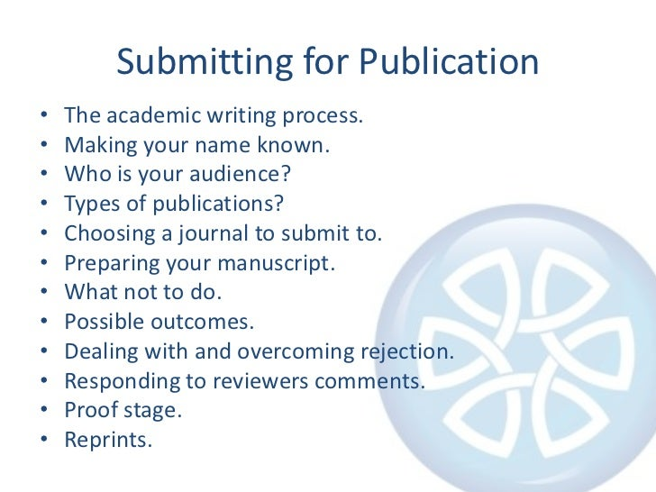 where to submit essays for publication