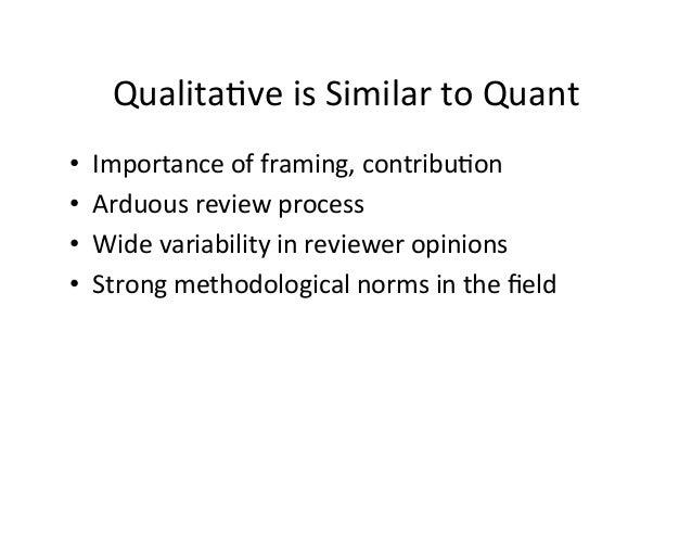 Publishing Qualitative Research Slide 3