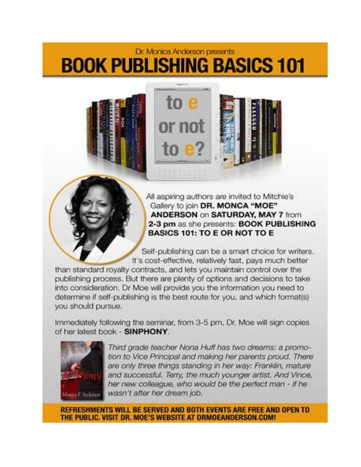 Self-Publishing Workshop for Business Leaders, Aspiring Writers and Bloggers