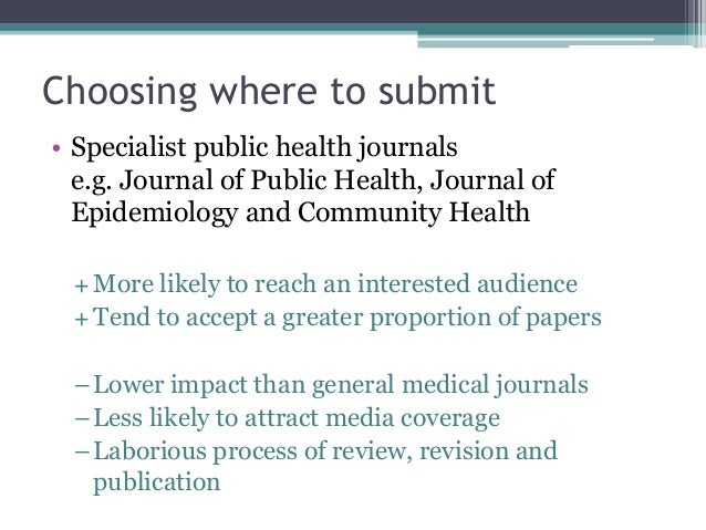 submitting research papers for publication Annals of family medicine wwwannfammedorg vol 11, no 2 march/april 2013 179 should authors submit previous peer-review reports when submitting research papers.