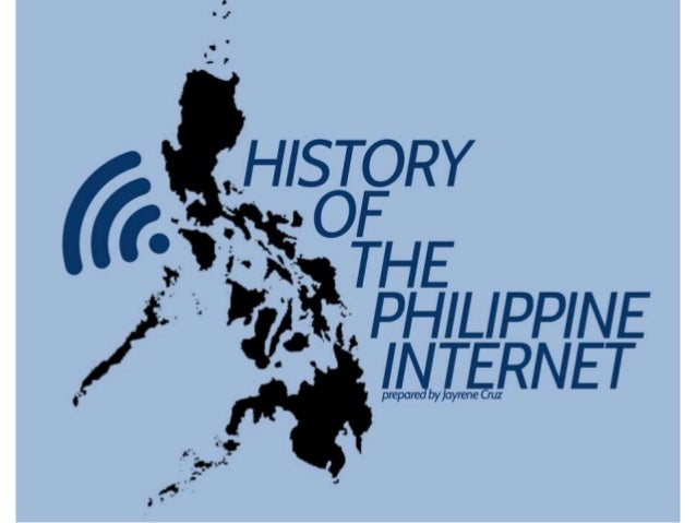 PUBLISH History of Philippine Internet