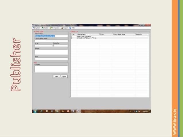 publisoft client