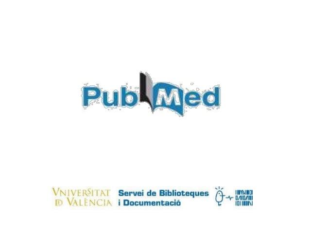 PubMed és un motor de cerca de lliure accés a la base de dades MEDLINE de citacions i resums d'articles d'investigació bio...