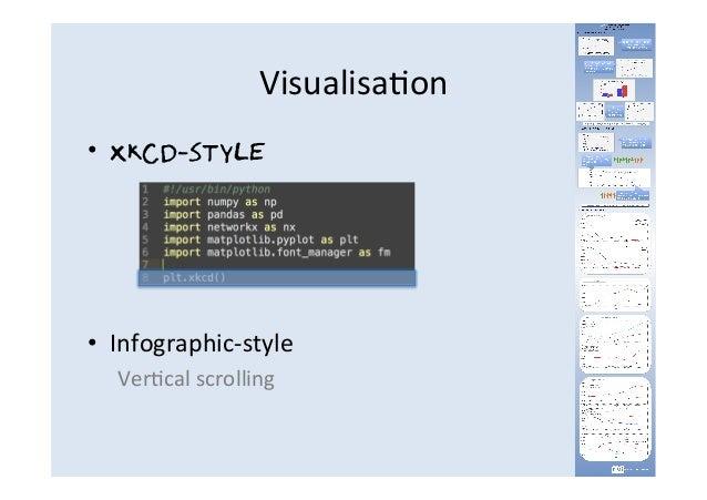 Pubmed dataset visualisation pecha kucha Slide 2