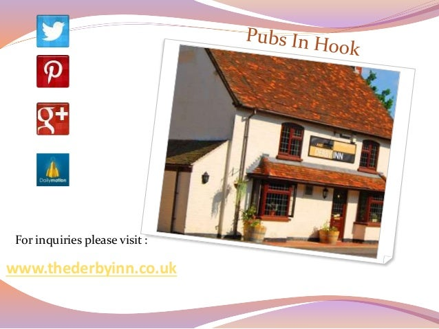 www.thederbyinn.co.uk For inquiries please visit :