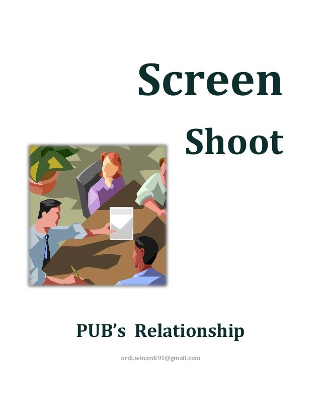 Screen Shoot PUB's Relationship ardi.winardi91@gmail.com