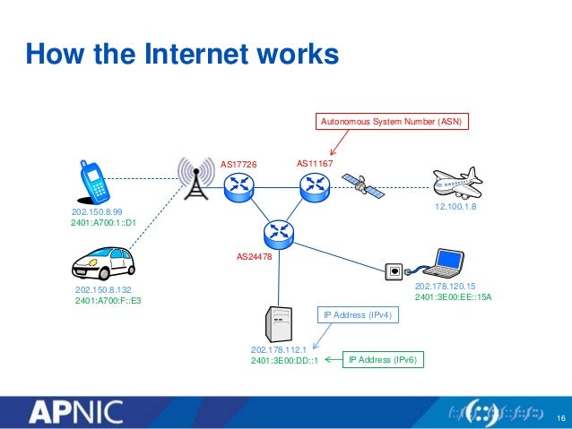 What Is Apnic  Infotel 2014