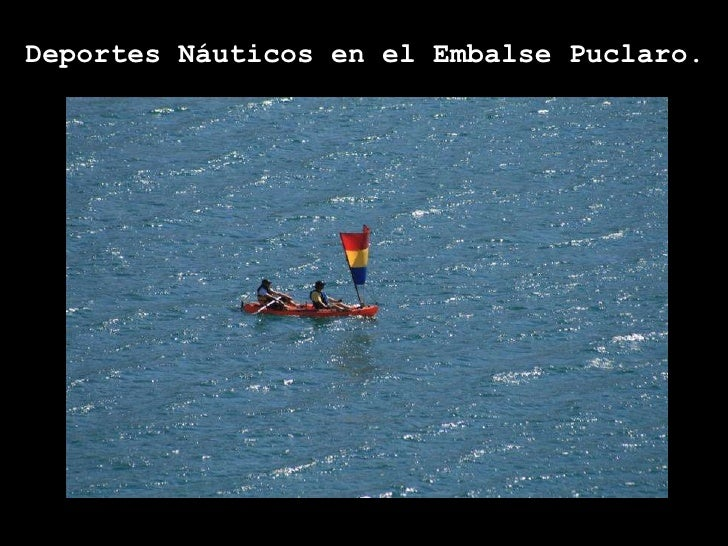 Deportes Náuticos en el Embalse Puclaro.